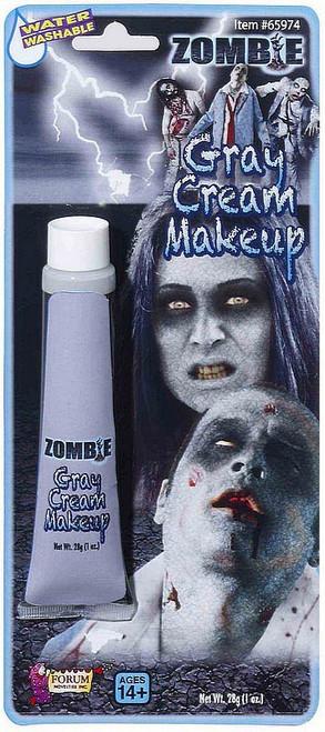 Maquillage creme de Zombie