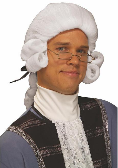 Perruque coloniale pour homme