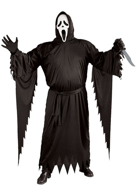 Costume Grande Taille de Ghost Face