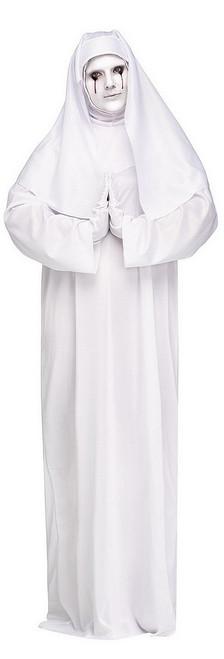 Costume de Sœur Sinistre Grande Taille