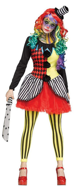 Costume de Clown Freakshow