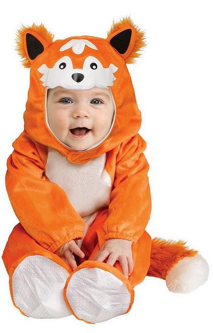 Costume de Bébé Renard
