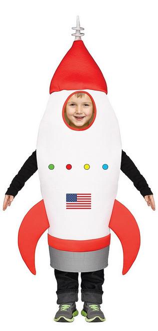 Costume de Fusée pour Tout Petit