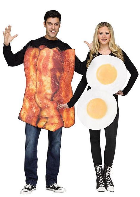 Costume Œufs et Bacon