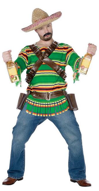 Costume de Buveur de Tequila