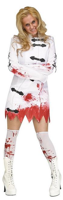 Costume de Psychopathe Attachée pour Femme