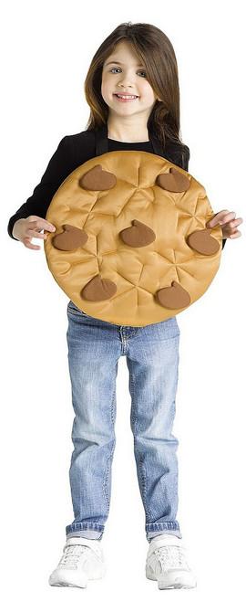 Costume de Lait et Biscuit pour Tout Petite