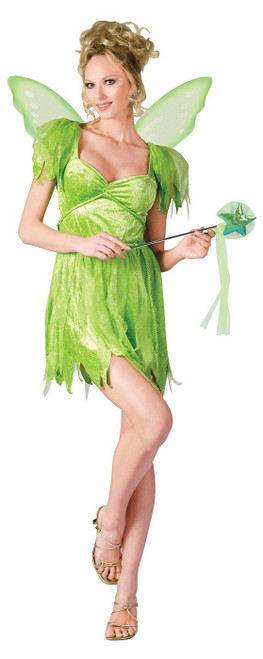 Costume de Fée Clochette du Pays Imaginaire