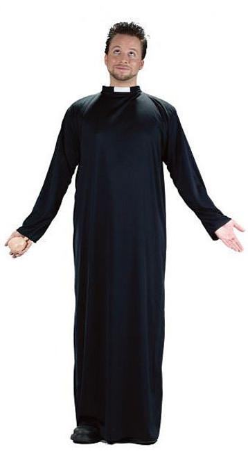 Costume de Prêtre Phallique Gardez la Foi