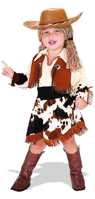 Costume de Cowgirl pour Bambins