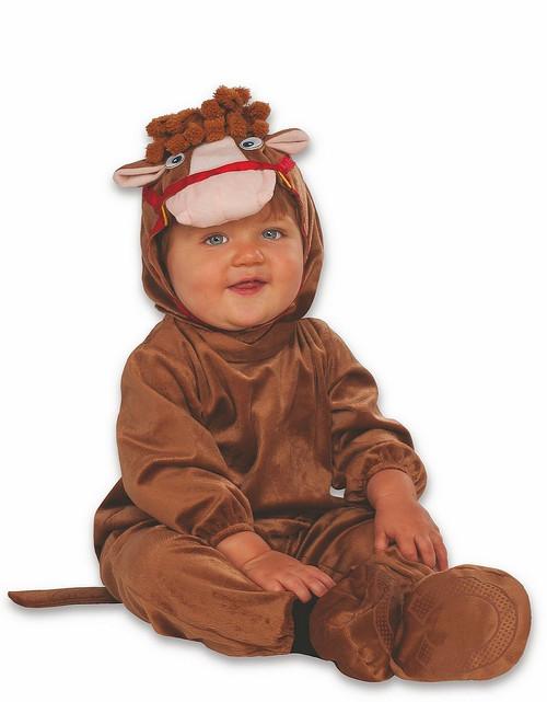Costume de Petit Cheval pour Bébé
