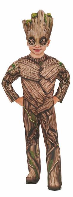 Costume de Groot des Gardiens de la Galaxie pour Bambin