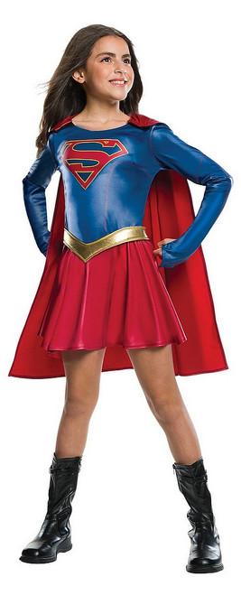 Costume de Supergirl pour fille de la série televisée