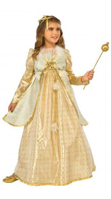 Costume de Princesse Dorée pour Fille