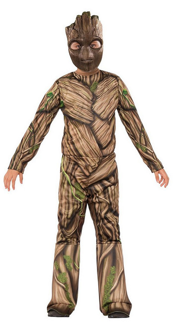 Costume de Groot Gardiens de la Galaxie pour Garçons