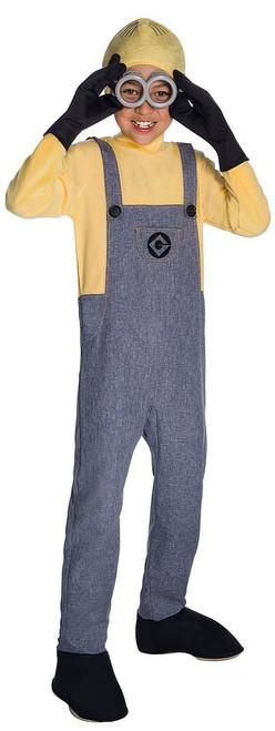 Costume de Minion Dave de Luxe