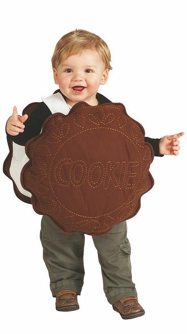 Costume de Biscuit à la Crème pour Bébé