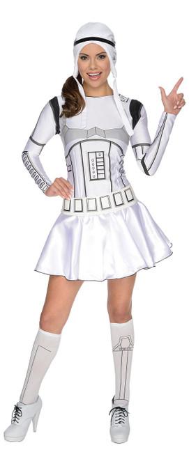 Costume de Storm Trooper pour Femme