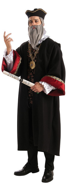 Costume Médiéval de Nostradamus