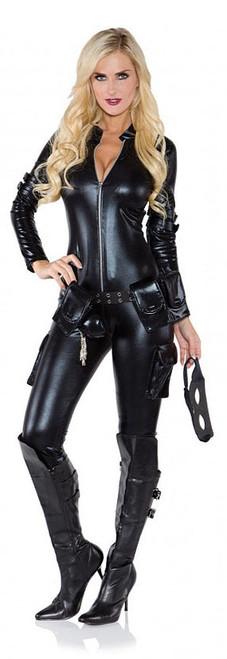 Costume de Voleuse Style Catwoman