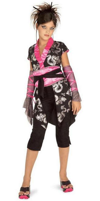 Costume Ninja Rose