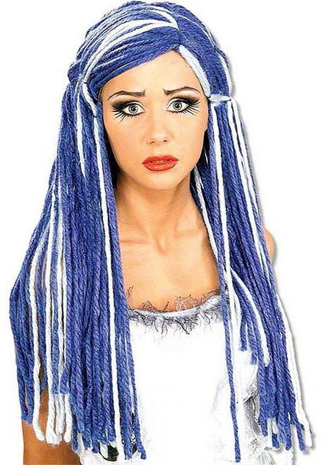 Corpse Bride perruque
