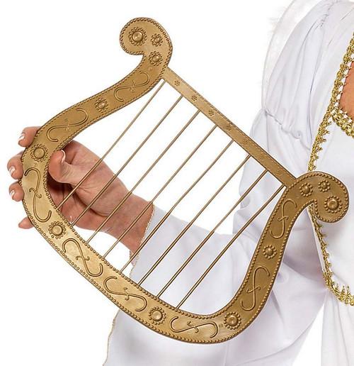 Harpe d%u2019Ange Dorée
