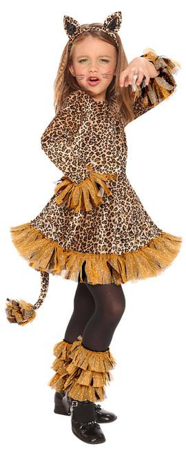 Costume de Léopard pour Fille