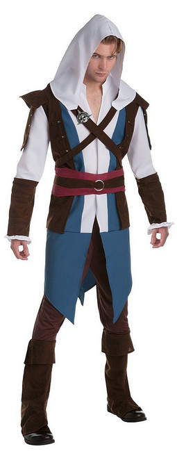 Costume d'Assassin's Creed Edward Classique du Jeu