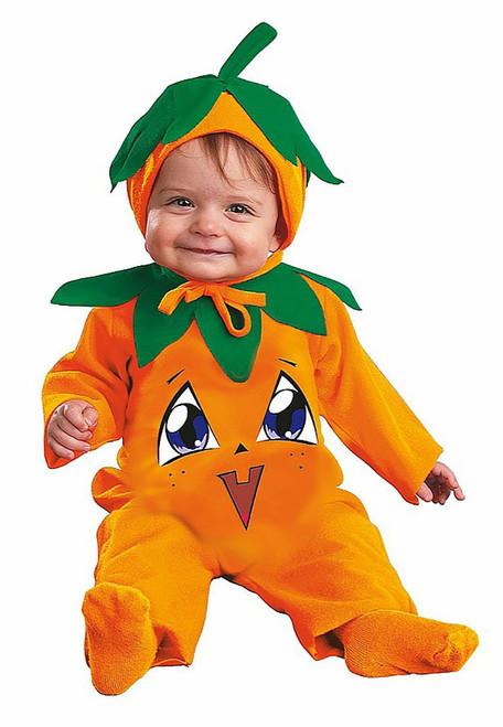 Costume de petite citrouille pour bebe