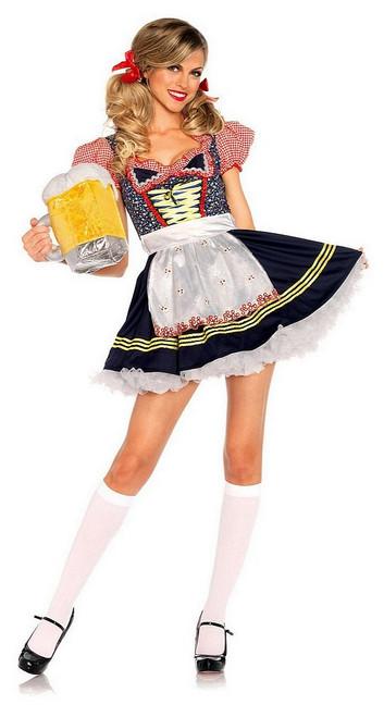 Robe Paysanne d'Oktoberfest