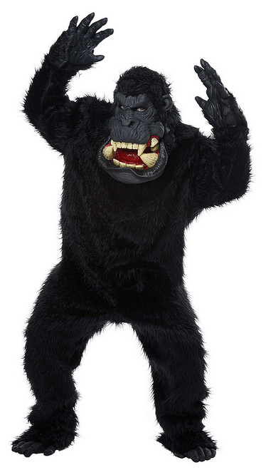 Costume de Gorille J'ai la Banane