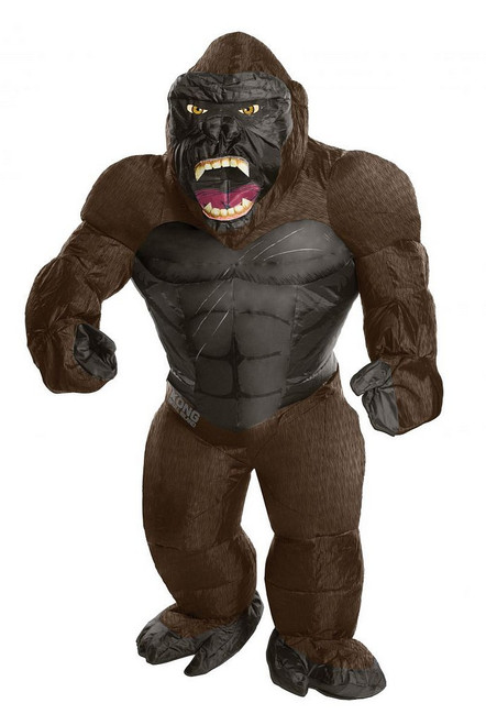 Costume King Kong Gonflable