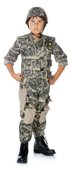 Armée Ranger Costume Teen