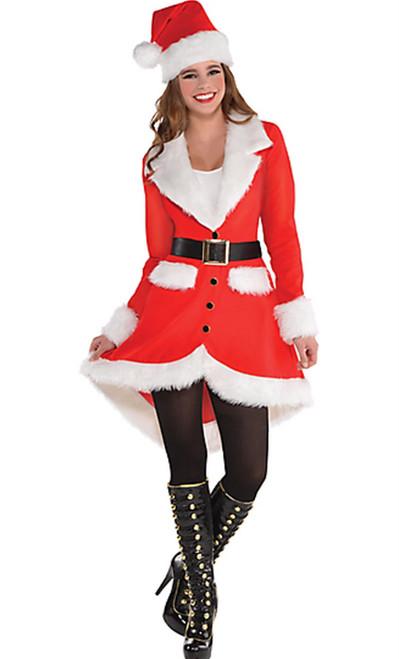 Santa Miss élégant Femmes Costume