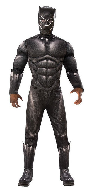 Costume Black Panther Deluxe pour Adulte