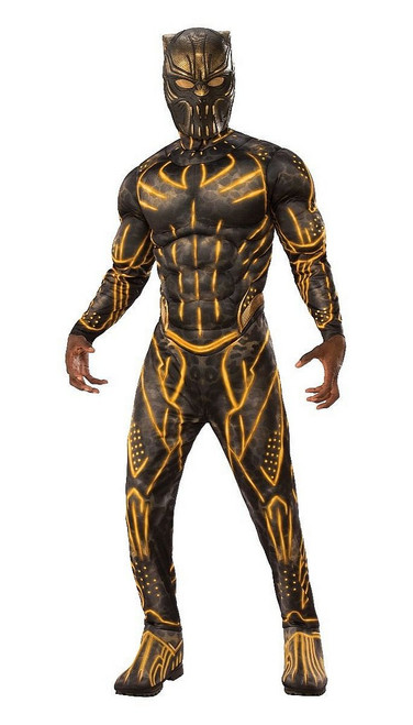 Costume Black Panther Deluxe Erik Killmonger Adulte