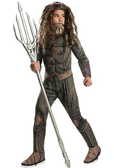 Costume D'Aquaman pour Enfants Deluxe
