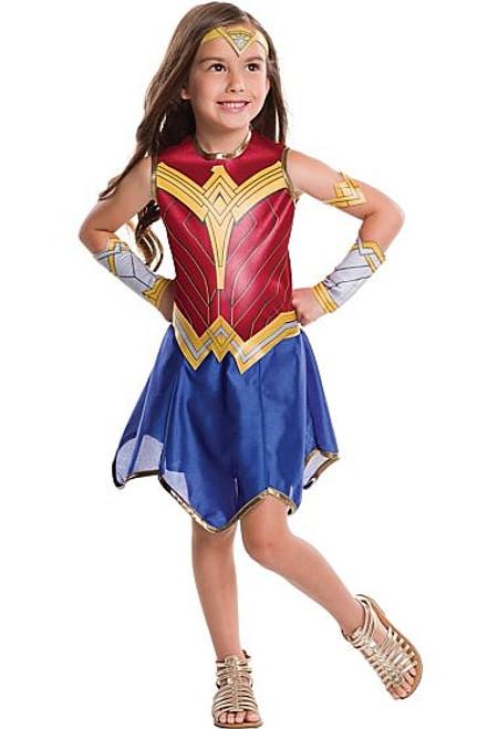 Costume de Wonder Woman pour Fille
