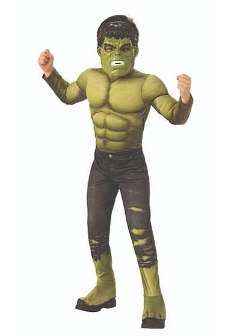 Costume d'Hulk Infinity War Deluxe pour Enfant