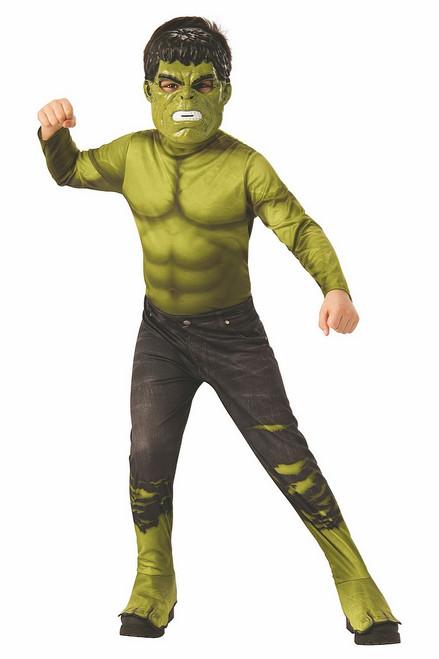 Costume d'Hulk Infinity War pour Enfant