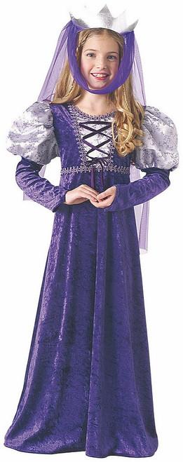 Costume de Reine de la Renaissance pour Enfant