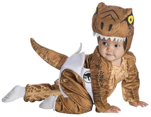 Combinaison de T-Rex Sortant de l'Oeuf Jurassic World Bébé
