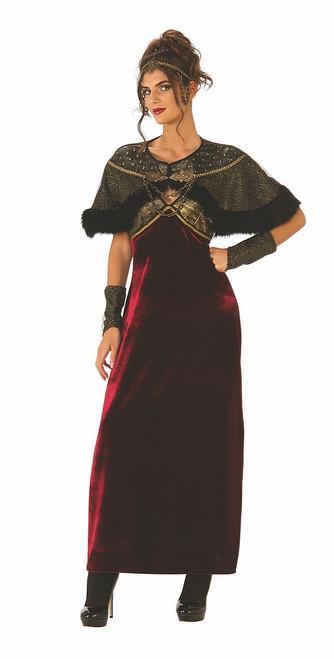 Costume de Dame Médiévale pour Femmes
