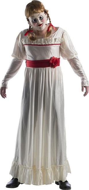 Costume de Poupée Annabelle pour Adultes