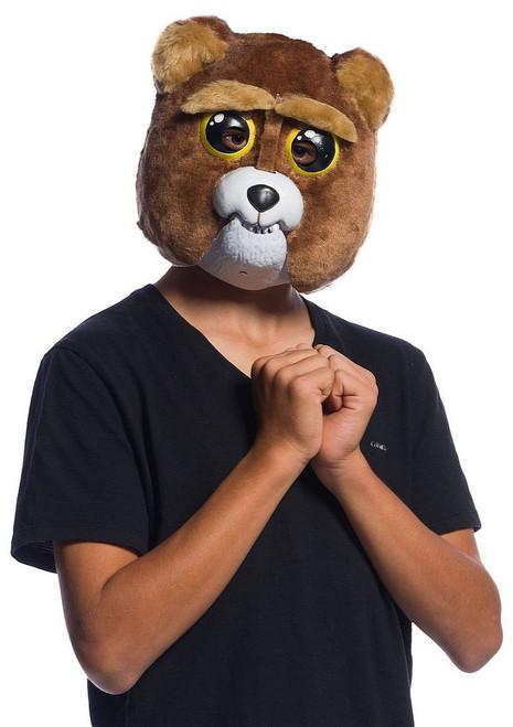 Masque Animé Feisty Pets de Sire Grognement