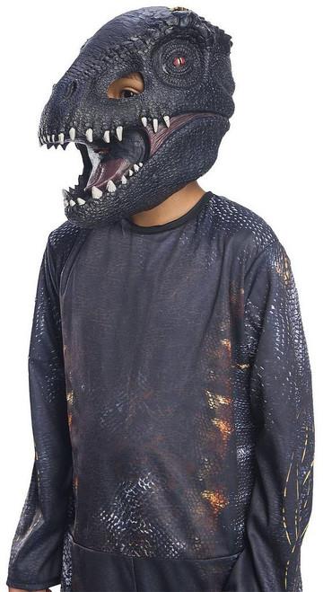 Masque 3/4 de Méchant Dinosaure pour Enfant