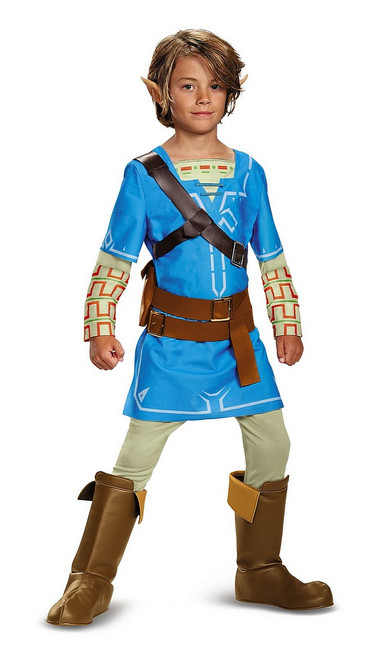 Costume de lien Breath of the Wild