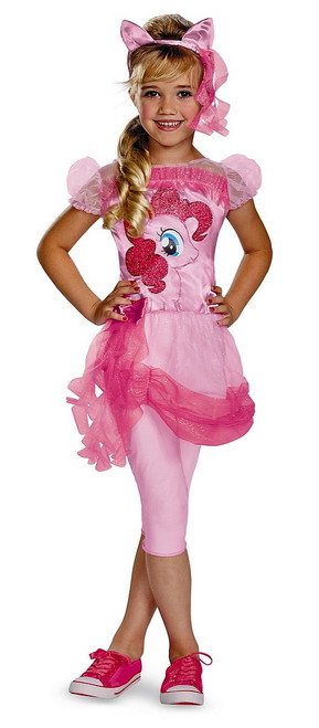 Costume de Pinkie Pie pour Bambin