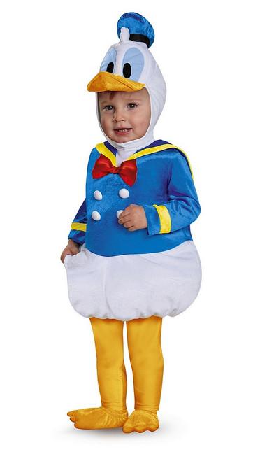 Costume de Donald Duck pour Bébé